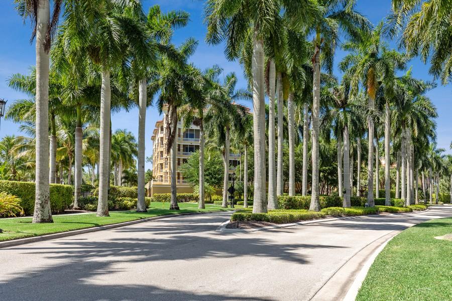 Real Estate Photography - 2768 Tiburon Blvd E, #302, Naples, FL, 34109 -