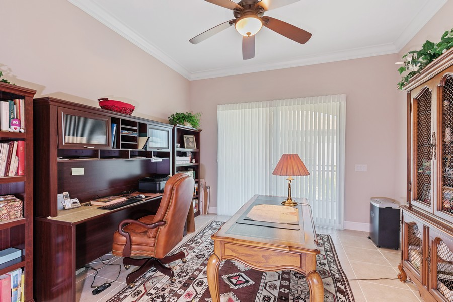 Real Estate Photography - 2768 Tiburon Blvd E, #302, Naples, FL, 34109 - Office