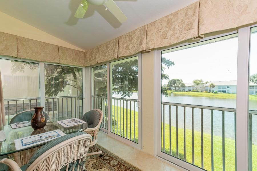 Real Estate Photography - 13141 Hamilton Harbour Drive P-1, Naples, FL, 34110 - View