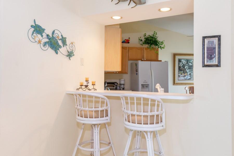 Real Estate Photography - 13141 Hamilton Harbour Drive P-1, Naples, FL, 34110 - Breakfast Area