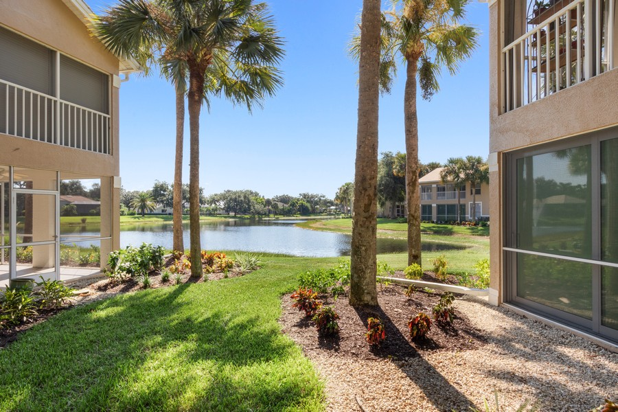 Real Estate Photography - 24796 Lakemont Cove Ln, 101, Bonita Springs, FL, 34134 - View