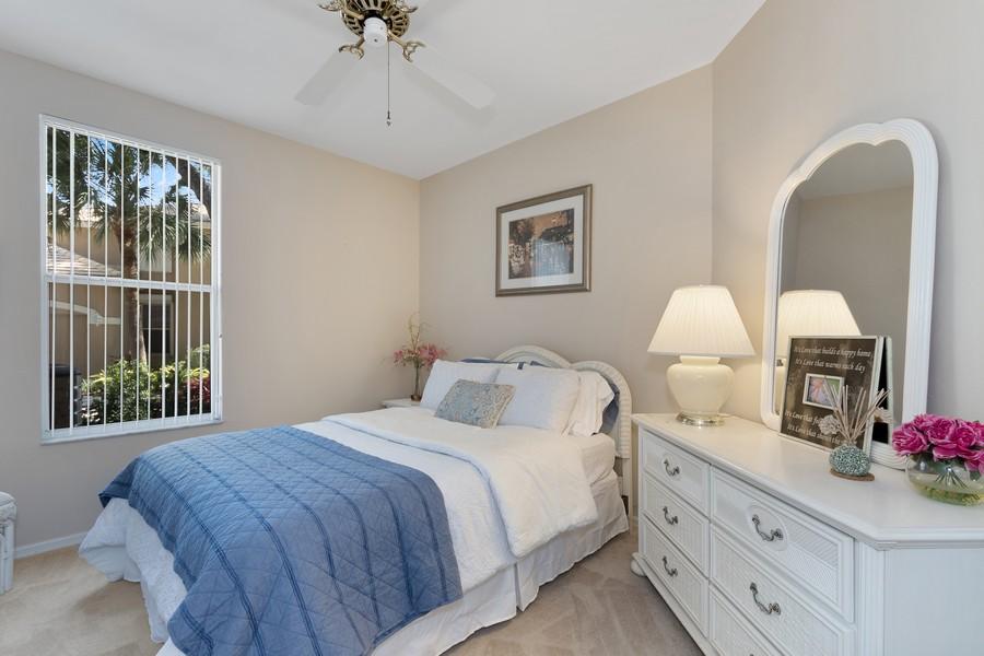 Real Estate Photography - 24796 Lakemont Cove Ln, 101, Bonita Springs, FL, 34134 - 2nd Bedroom