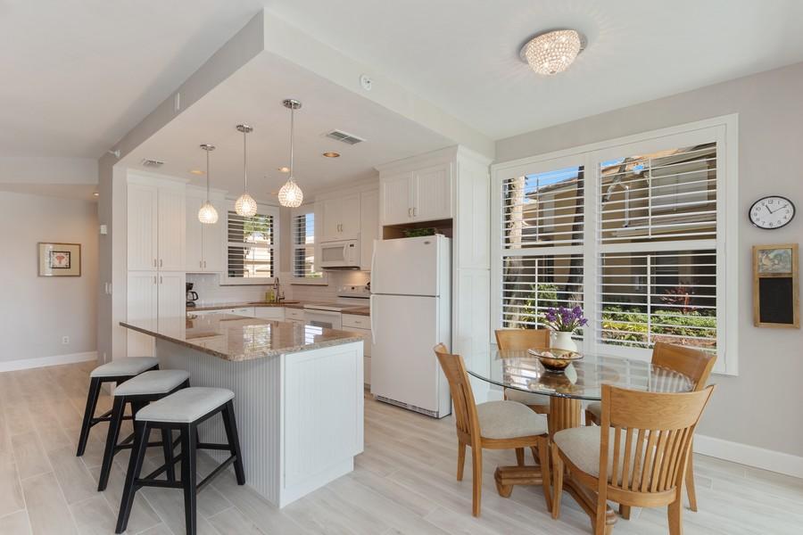 Real Estate Photography - 24796 Lakemont Cove Ln, 101, Bonita Springs, FL, 34134 - Kitchen