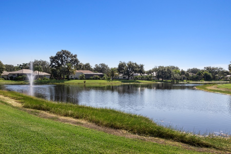Real Estate Photography - 24796 Lakemont Cove Ln, 101, Bonita Springs, FL, 34134 - Lake View