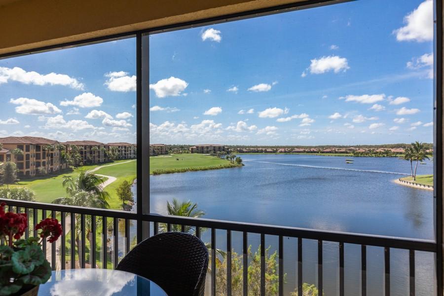 Real Estate Photography - 17921 Bonita National Blvd., 244, Bonita Springs, FL, 34135 - View