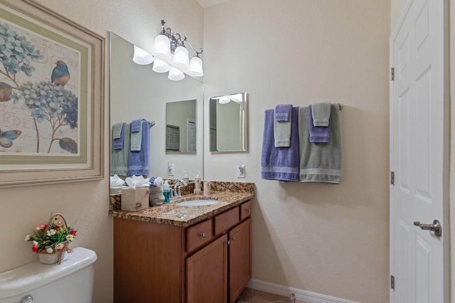 Real Estate Photography - 17921 Bonita National Blvd., 244, Bonita Springs, FL, 34135 - 2nd Bathroom