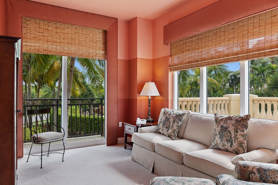 Real Estate Photography - 24011 Via Castella Dr., #2101, Bonita Springs, FL, 34134 - Den