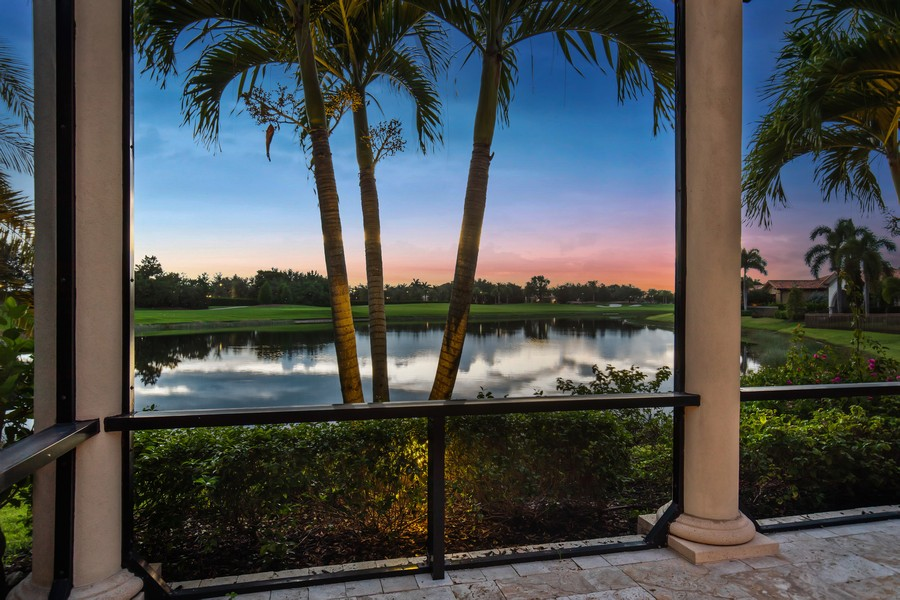 Real Estate Photography - 16659 PISTOIA WAY, Naples, FL, 34110 - View