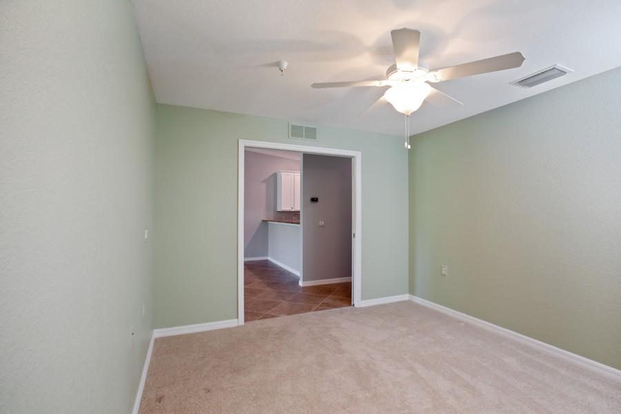 Real Estate Photography - 17980 Bonita National Blvd #1922, Bonita Springs, FL, 34135 - Den