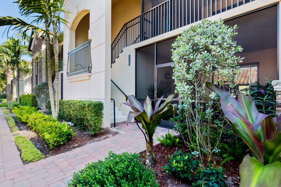 Real Estate Photography - 17980 Bonita National Blvd #1922, Bonita Springs, FL, 34135 - Front View