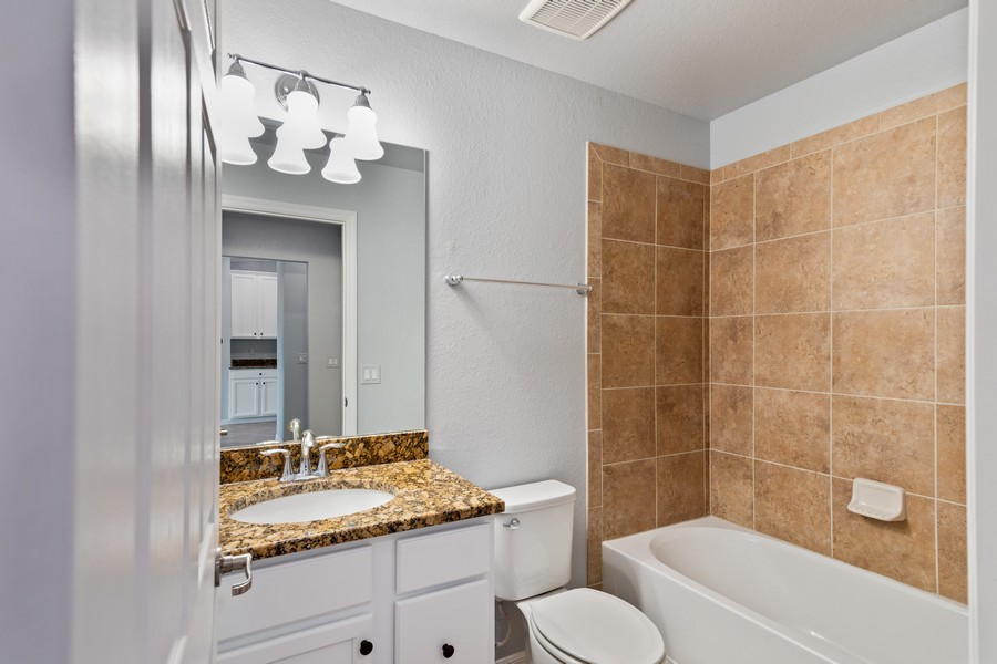 Real Estate Photography - 17980 Bonita National Blvd #1922, Bonita Springs, FL, 34135 - 2nd Bathroom