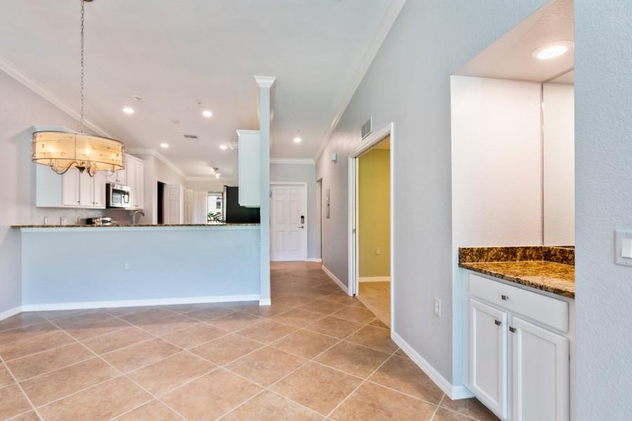 Real Estate Photography - 17980 Bonita National Blvd #1922, Bonita Springs, FL, 34135 - Dining Room