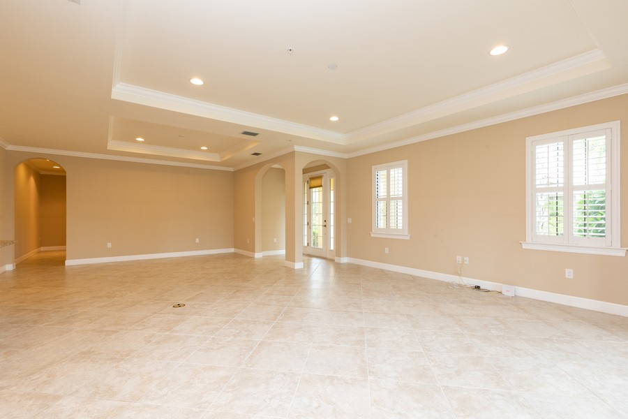 Real Estate Photography - 4600 Colony Villa, Unit 1301, Bonita Springs, FL, 34135 - Great room