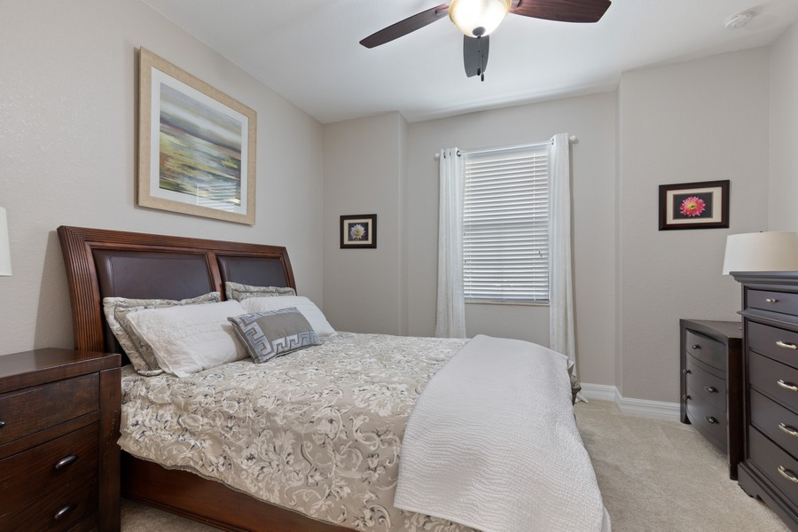 Real Estate Photography - 28596 Westmeath Ct, Bonita Springs, FL, 34135 - 3rd Bedroom