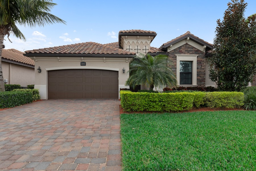 Real Estate Photography - 28596 Westmeath Ct, Bonita Springs, FL, 34135 - Front View