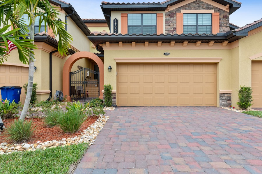 Real Estate Photography - 28005 Cookstown Ct, Unit 3403, Bonita Springs, FL, 34135 - Front View