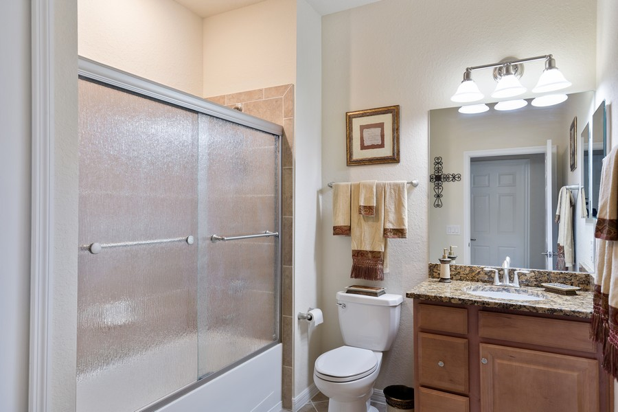 Real Estate Photography - 28005 Cookstown Ct, Unit 3403, Bonita Springs, FL, 34135 - 2nd Bathroom