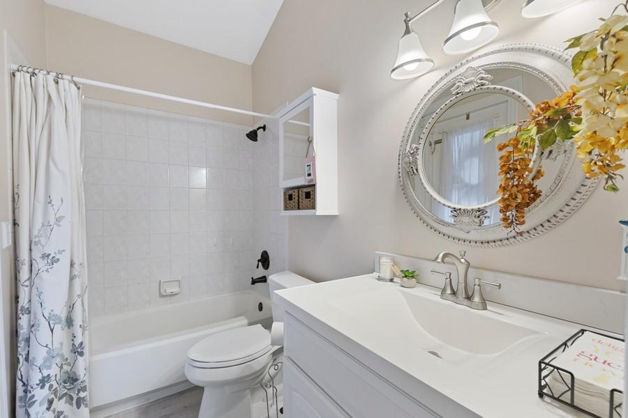 Real Estate Photography - 6061 Waxmyrtle Way, Naples, FL, 34109 - Bathroom