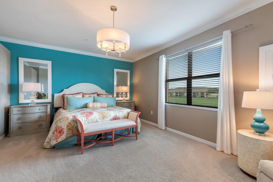 Real Estate Photography - 28091 cookstown ct #4303, Bonita Springs, FL, 34135 - Master Bedroom