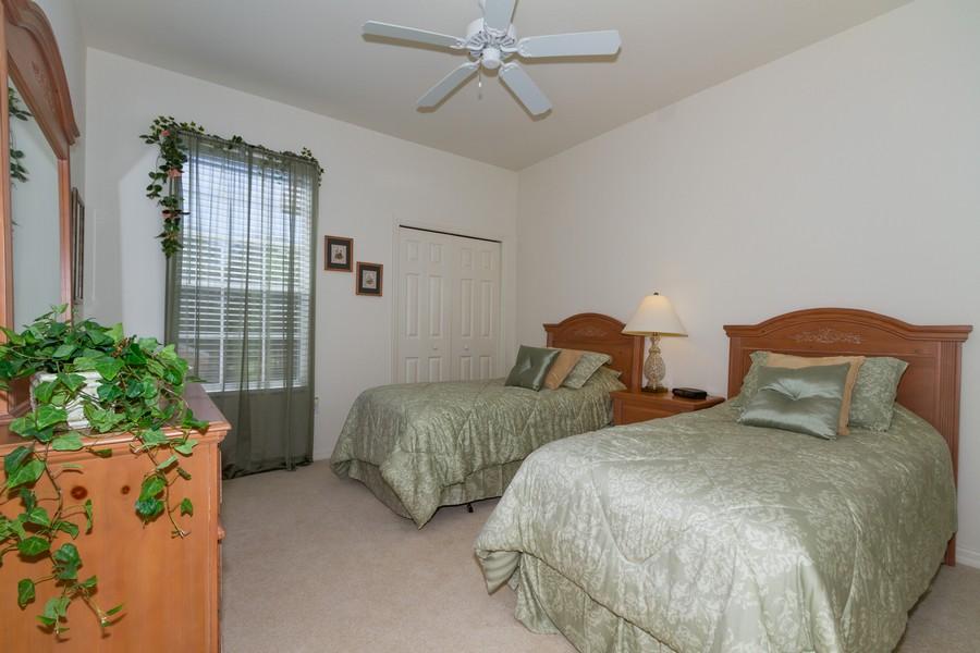 Real Estate Photography - 8447 Radcliffe Ter, Unit 203, Naples, FL, 34120 - 2nd Bedroom