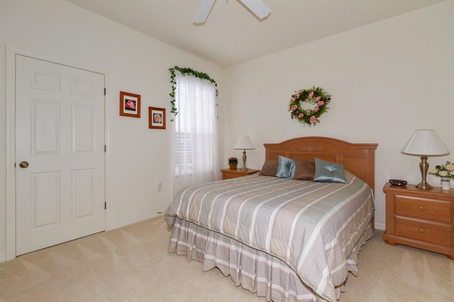 Real Estate Photography - 8447 Radcliffe Ter, Unit 203, Naples, FL, 34120 - Bedroom