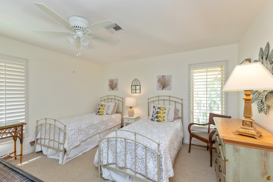 Real Estate Photography - 100 Wyndemere Way 301, Naples, FL, 34105 - 2nd Bedroom