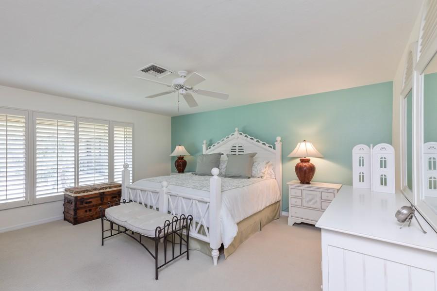 Real Estate Photography - 100 Wyndemere Way 301, Naples, FL, 34105 - Master Bedroom