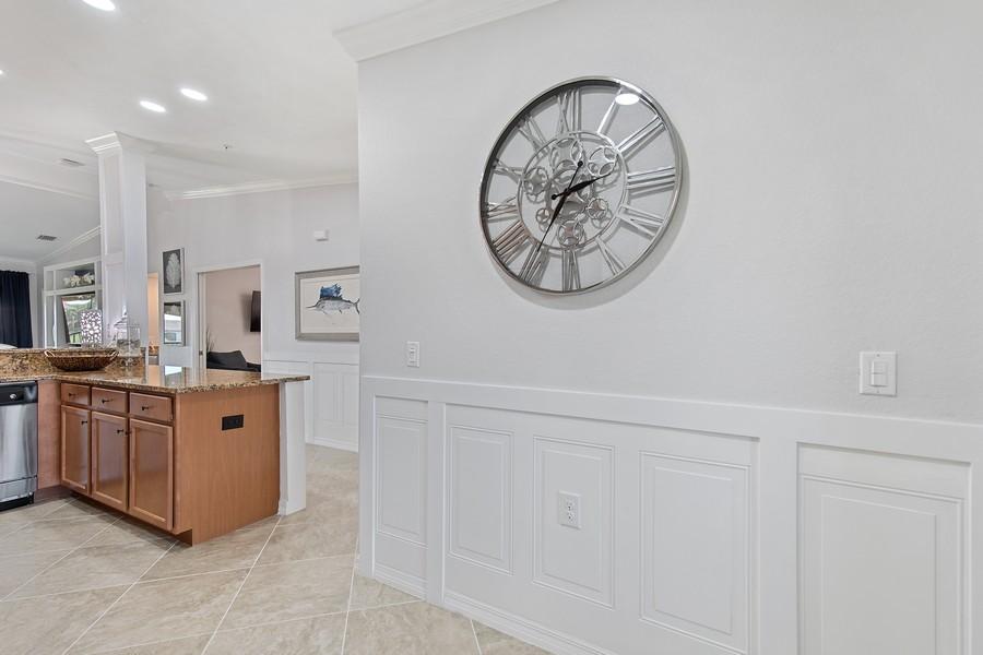 Real Estate Photography - 28022 BRIDGETOWN CT #4825, BONITA SPRINGS, FL, 34135 - Kitchen