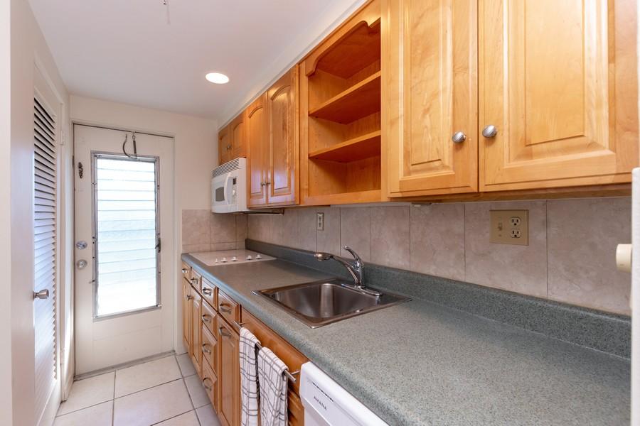 Real Estate Photography - 2064 Alamanda Drive, Naples, FL, 34102 - Kitchen