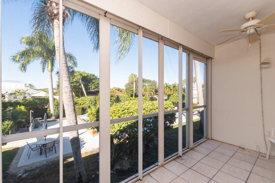 Real Estate Photography - 2064 Alamanda Drive, Naples, FL, 34102 - Patio