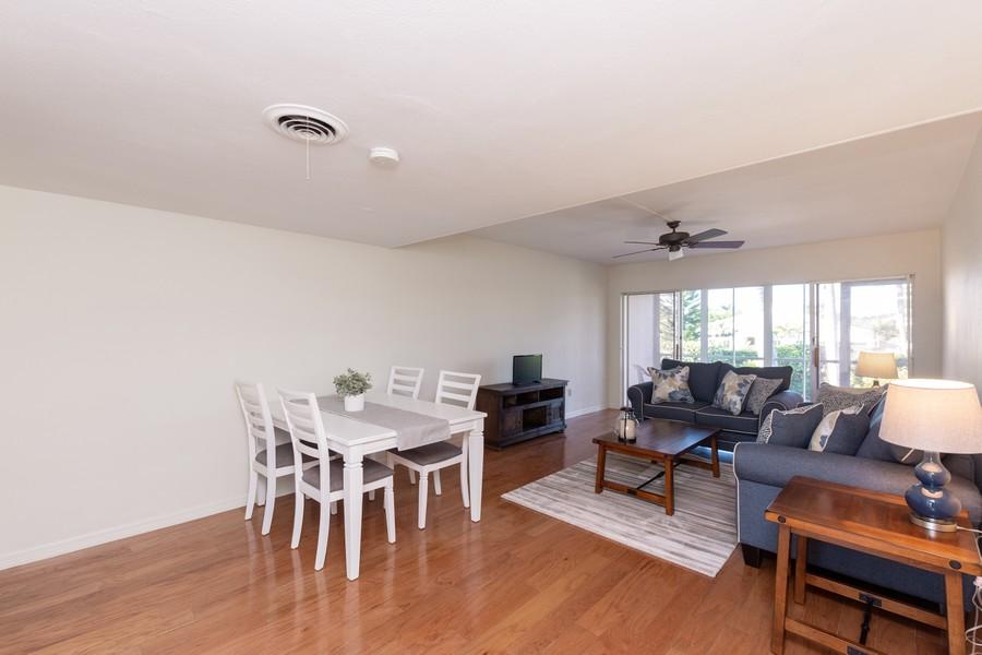 Real Estate Photography - 2064 Alamanda Drive, Naples, FL, 34102 - Living Room / Dining Room