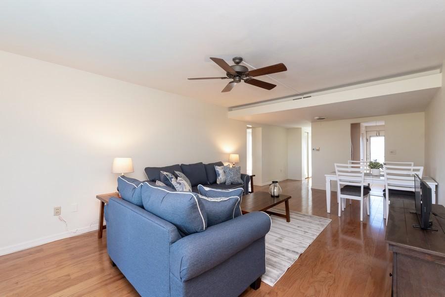 Real Estate Photography - 2064 Alamanda Drive, Naples, FL, 34102 - Living Room/Dining Room