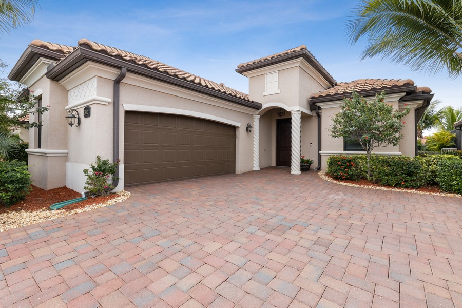 Real Estate Photography - 28522 Westmeath Ct, Bonita Springs, FL, 34135 - Front View