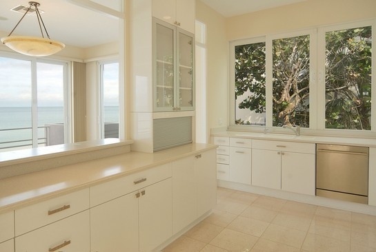 Real Estate Photography - 3860 Gordon Dr, Naples, FL, 34102 - Kitchen