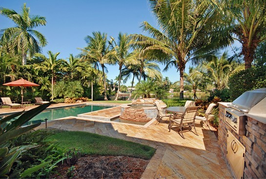 Real Estate Photography - 605 Bougainvillea Rd, Naples, FL, 34102 - Location 1