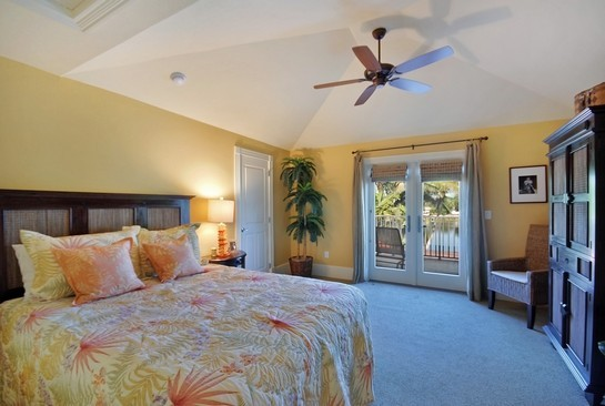 Real Estate Photography - 605 Bougainvillea Rd, Naples, FL, 34102 - 2nd Bedroom