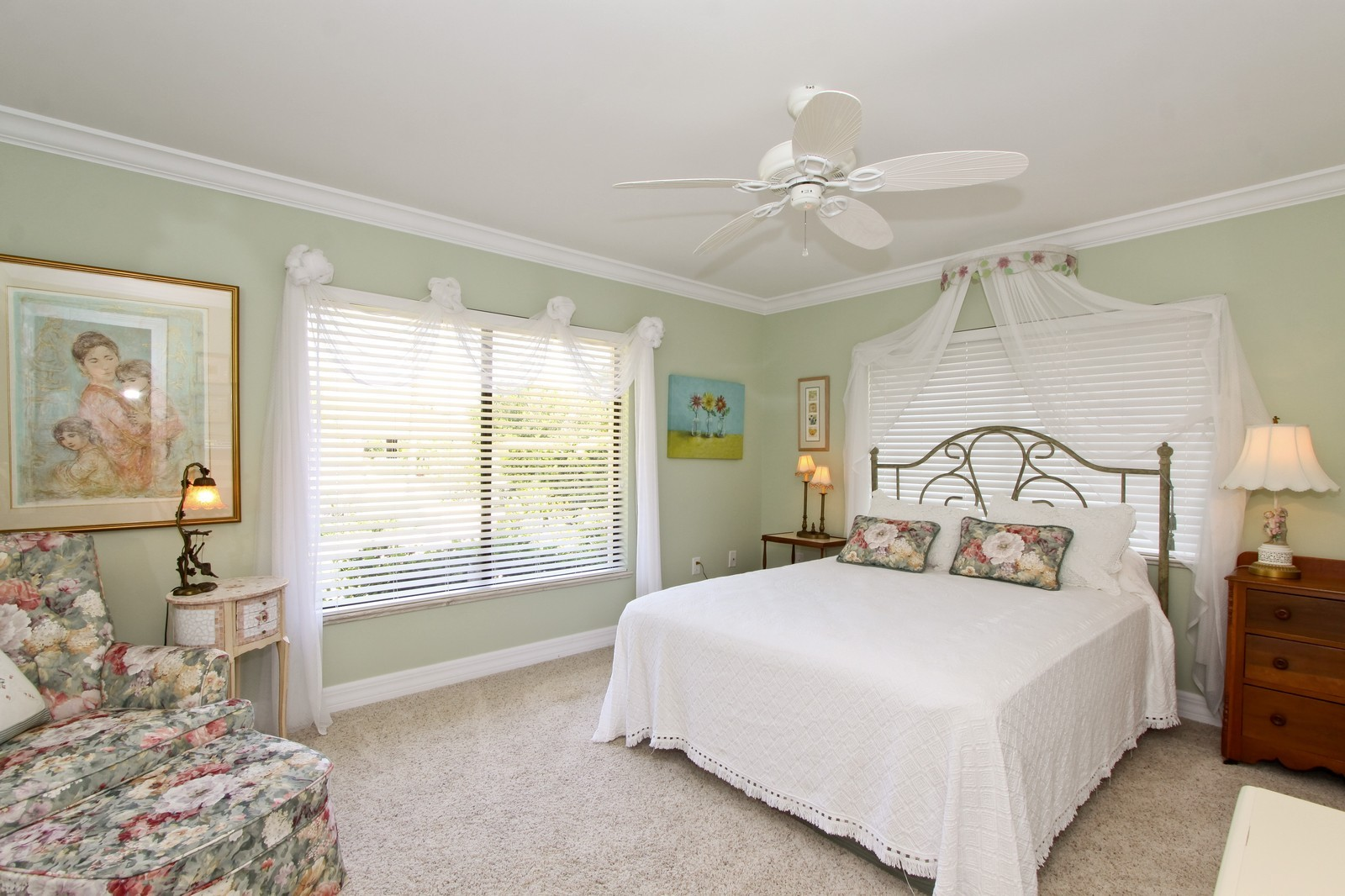 Real Estate Photography - 1986 Imperial GC Blvd, Naples, FL, 34110 - 4th Bedroom