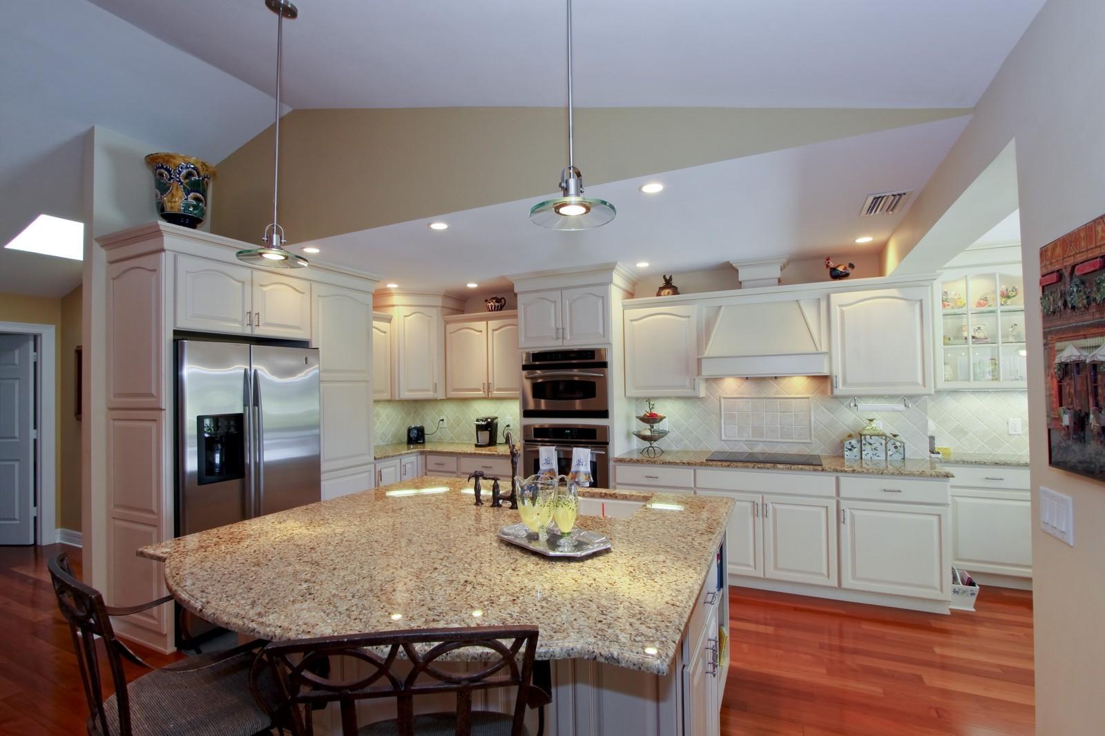 Real Estate Photography - 1986 Imperial GC Blvd, Naples, FL, 34110 - Kitchen