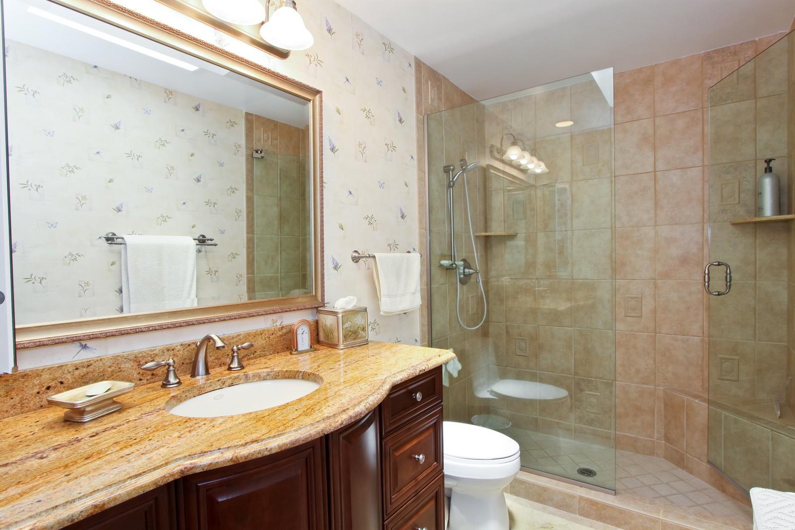 Real Estate Photography - 1986 Imperial GC Blvd, Naples, FL, 34110 - Bathroom