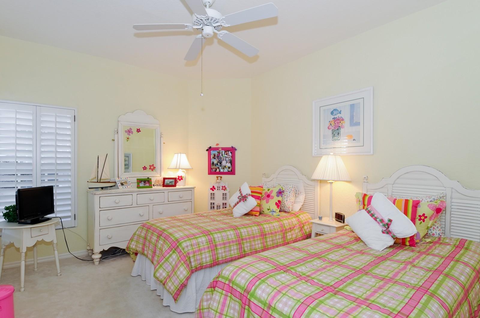 Real Estate Photography - 13060 Hamilton Harbour Dr., H-5, Naples, FL, 34110 - Bedroom