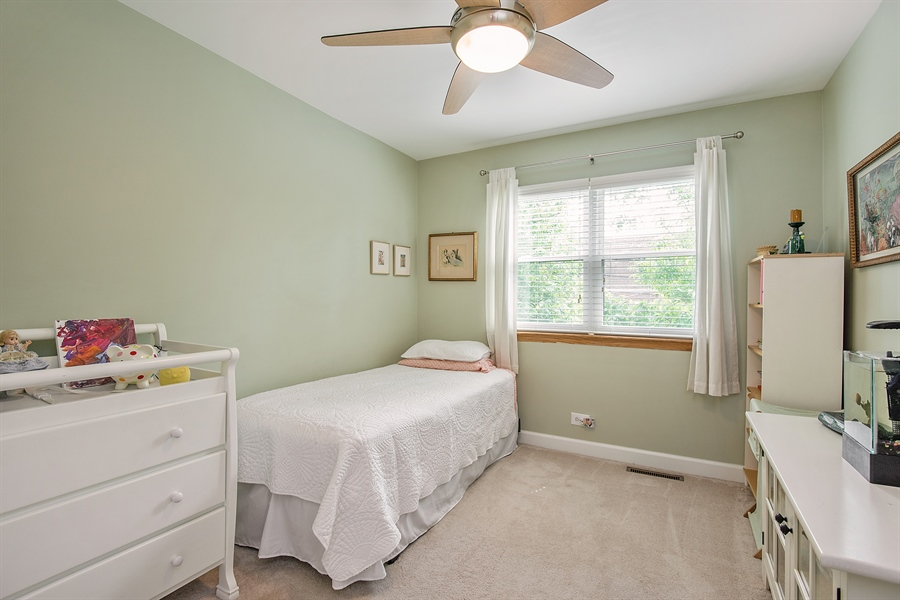 Real Estate Photography - 5404 N Hoyne, Chicago, IL, 60625 - 2nd Bedroom