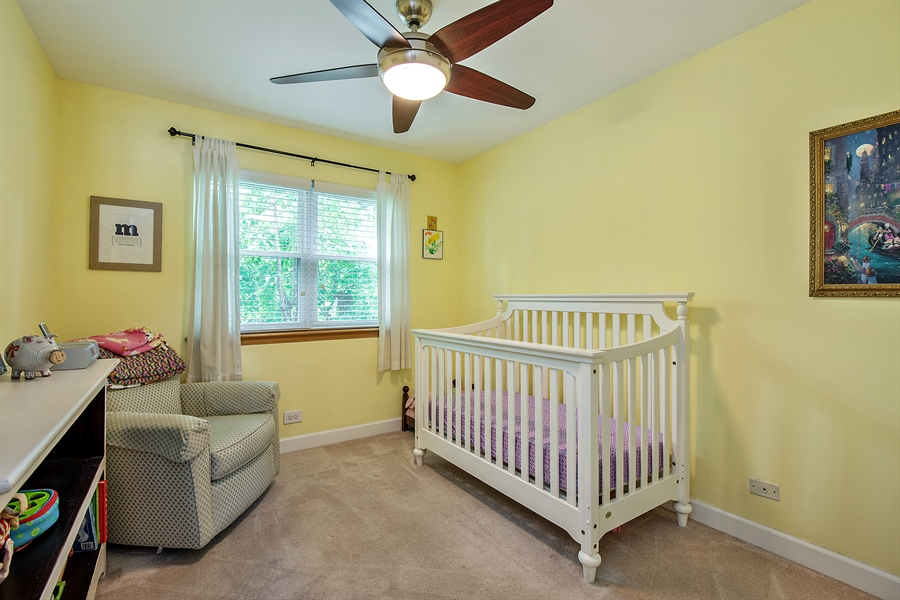 Real Estate Photography - 5404 N Hoyne, Chicago, IL, 60625 - 3rd Bedroom