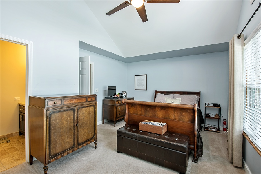 Real Estate Photography - 5404 N Hoyne, Chicago, IL, 60625 - Master Bedroom