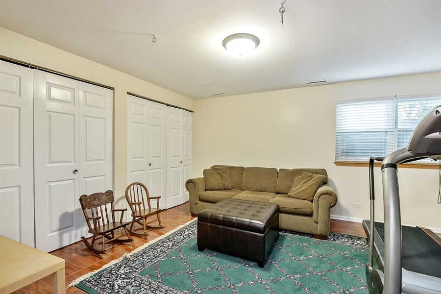 Real Estate Photography - 5404 N Hoyne, Chicago, IL, 60625 - Family Room