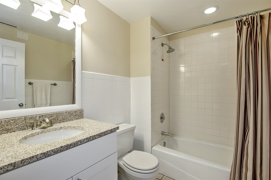 Real Estate Photography - 5404 N Hoyne, Chicago, IL, 60625 - 2nd Bathroom