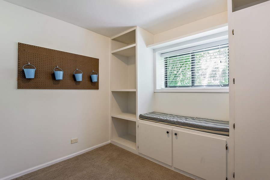 Real Estate Photography - 4822 N Winchester, 1N, Chicago, IL, 60625 - Office / craft room