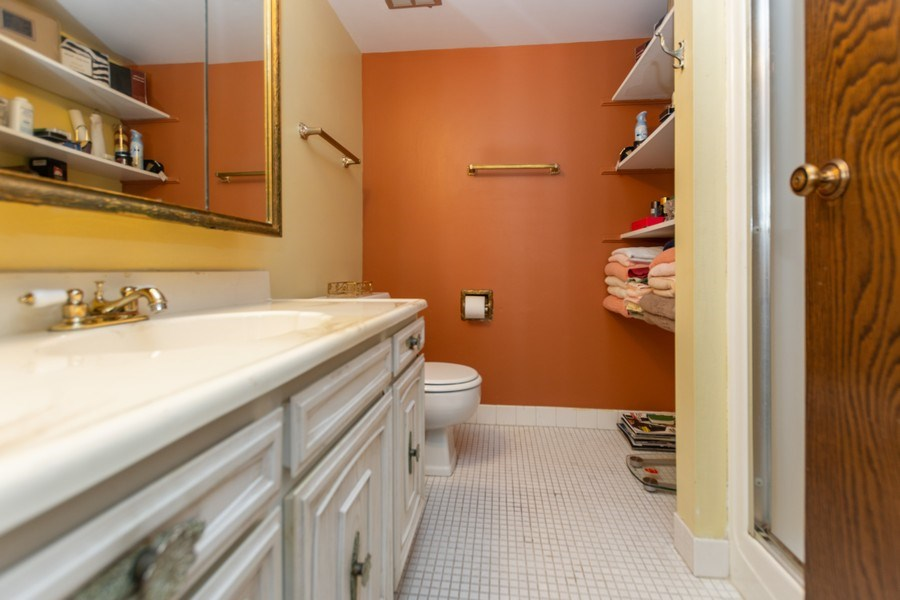 Real Estate Photography - 10213 S Komensky Ave, APT 1G, OAK LAWN, IL, 60453 - Master Bathroom