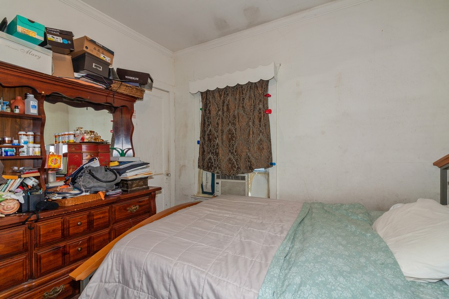 Real Estate Photography - 4718 W Belle Plaine, Chicago, IL, 60641 - 2nd Bedroom