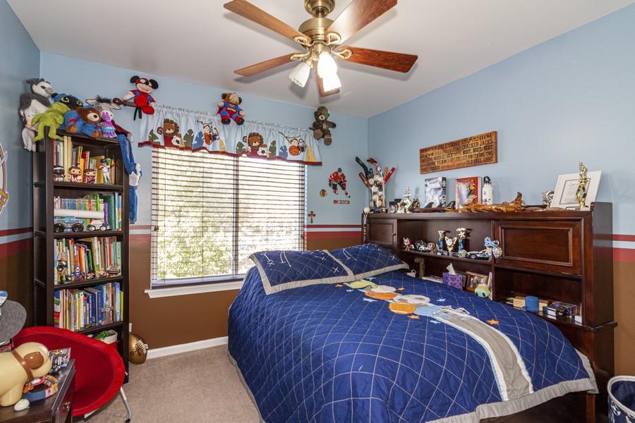 Real Estate Photography - 2021 Lyndhurst, Aurora, IL, 60503 - 2nd Bedroom