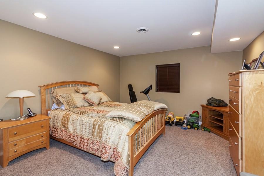 Real Estate Photography - 2021 Lyndhurst, Aurora, IL, 60503 - 3rd Bedroom